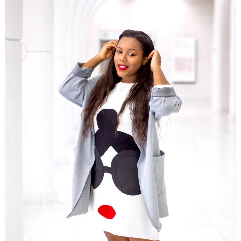 ee66a67b081 alice and olivia stace face sweater dress – Kaye Liautaud
